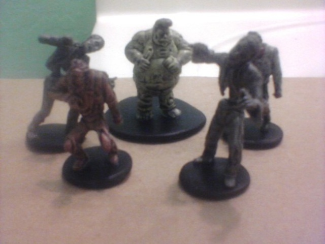 Cheap Zombie Miniature
